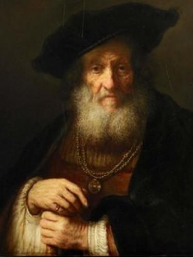 Boaz--Rembrandt van Rijn